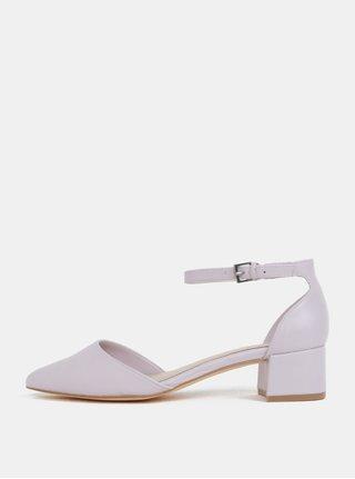 Světle růžové sandálky ALDO Zulian