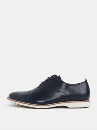 Pantofi barbatesti albastru inchis din piele ALDO Diggs
