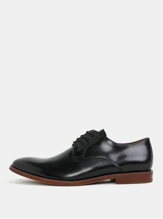 Pantofi barbatesti negri din piele ALDO Yilaven