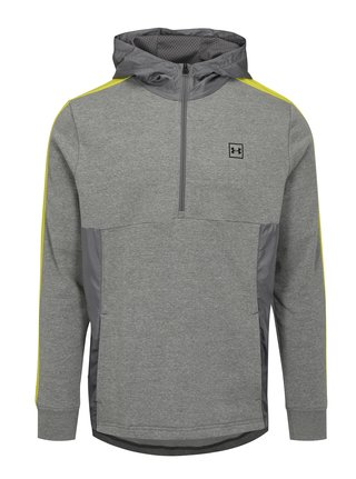 Hanorac barbatesc functional gri Under Armour Threadborne