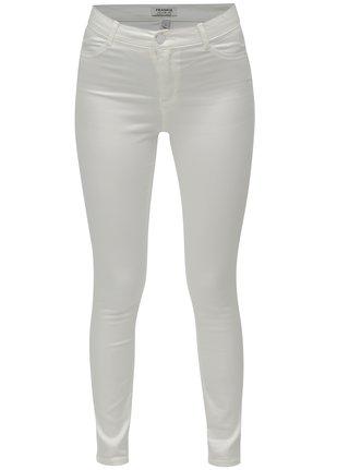 Bílé skinny džíny Dorothy Perkins Frankie