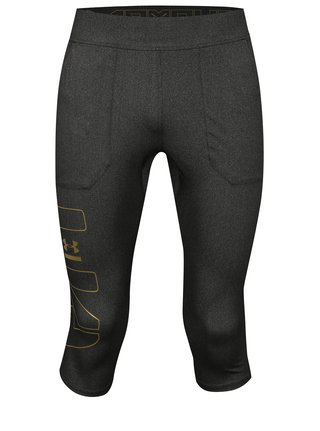 Leggings barbatesti gri melanj functionali Under Armour Perpetual