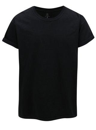 Čierne basic tričko Mr.Sailor
