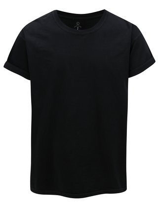 Černé basic tričko Mr.Sailor