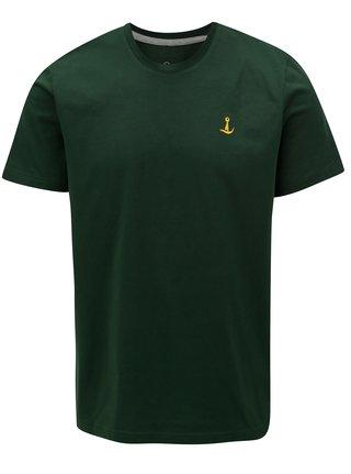 Zelené basic tričko Mr.Sailor