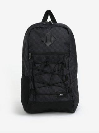 Tmavosivý batoh s jemným vzorom VANS Snag 18 l