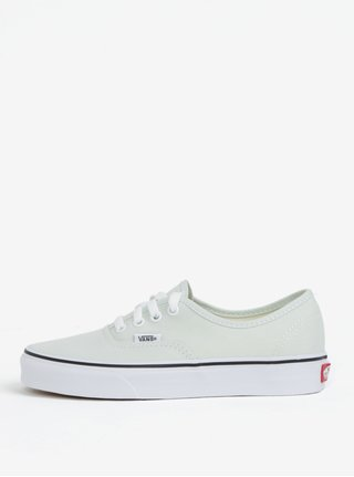 Tenisi de dama verde deschis VANS Authentic