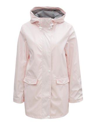 Jacheta roz deschis impermeabila cu buzunare Dorothy Perkins