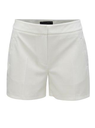 Pantaloni scurti albi Dorothy Perkins