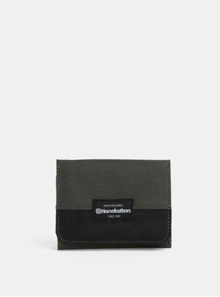 Khaki pánská peněženka Horsefeathers Pronton