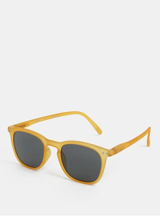 Žluté unisex sluneční brýle IZIPIZI  #E