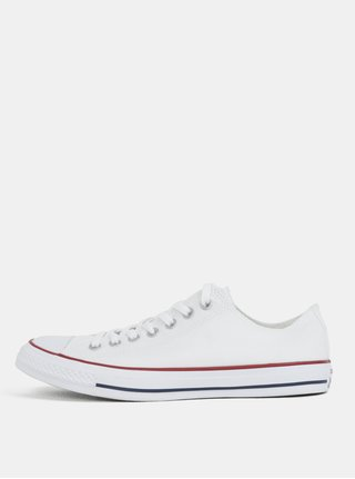 Bascheti albi Converse Chuck Taylor All Star