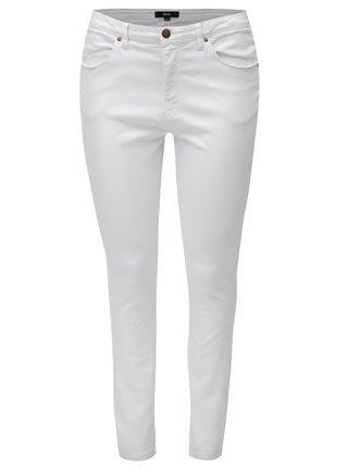 Bílé dámské džíny Zizzi