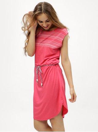 Rochie roz cu model Ragwear Valencia