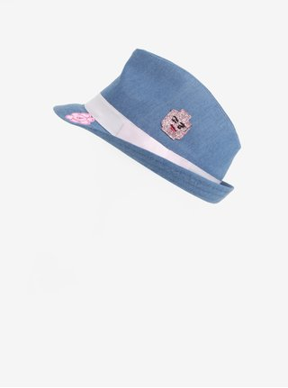 Modrý dievčenský klobúk Lego Wear Agata