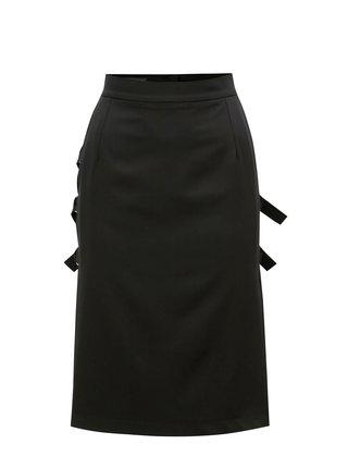 Čierna sukňa THAÏS & STRÖE