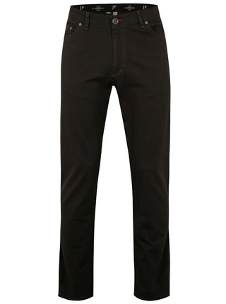 Pantaloni gri inchis regular fit JP 1880
