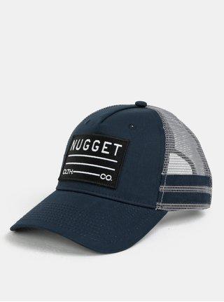 Sapca barbateasca albastru inchis NUGGET Slope