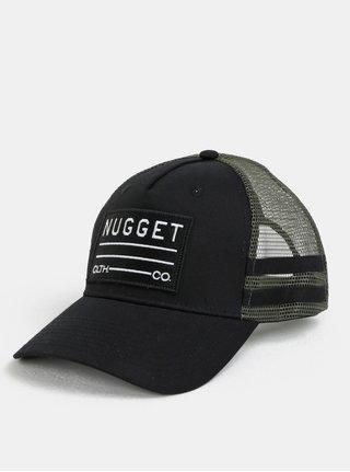 Černá pánská kšiltovka NUGGET Slope