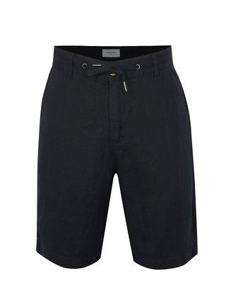 Pantaloni scurti albastru inchis din in Lindbergh