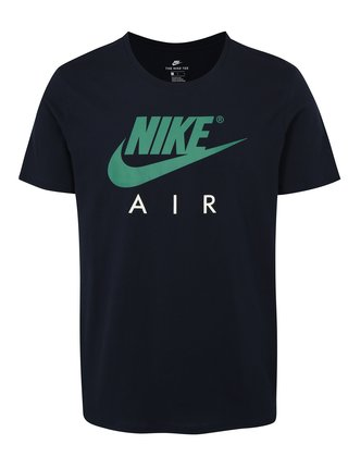 Tricou barbatesc albastru Nike Tee air