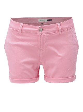 Pantaloni scurti roz Blendshe Casual Aze