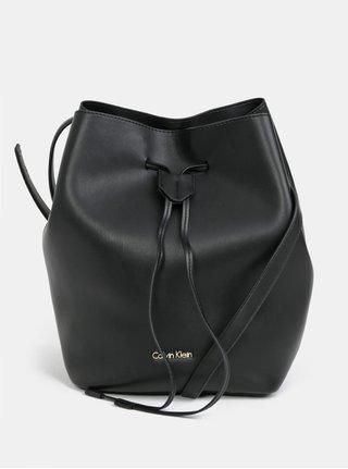 Černá vaková kabelka Calvin Klein Jeans