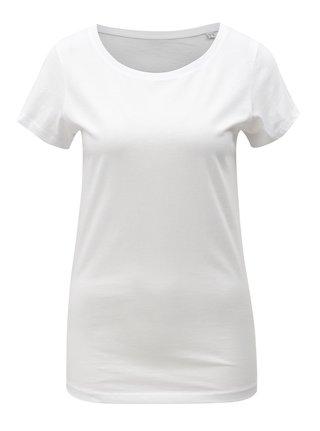 Biele dámske basic tričko Stanley & Stella Wants