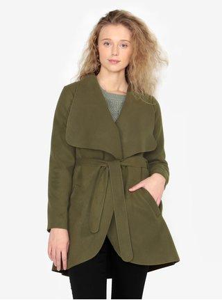 Kaki tenký kabát ZOOT