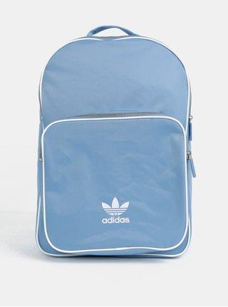 Rucsac albastru deschis cu print adidas Originals