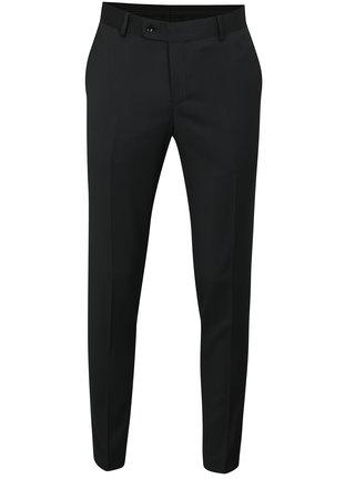 Pantalon formal de lana gri inchis Good Son