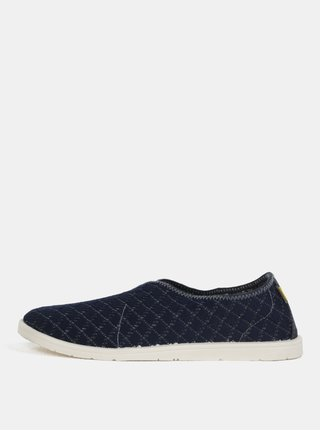 Pantofi slip-on barbatesti albastru inchis Oldcom Infinity