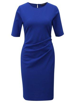 Modré puzdrové šaty Dorothy Perkins ca3199672d7