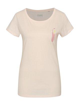 Tricou de dama roz ZOOT Original Drink