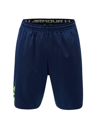 Pantaloni scurti barbatesti albastru inchis functionali Under Armour