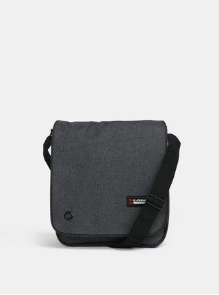 Sivá pánska taška cez rameno LOAP Biney