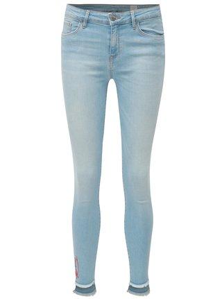 Světle modré dámské slim džíny Tommy Hilfiger