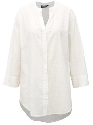 Bílá dámská volná košile Broadway Freyde