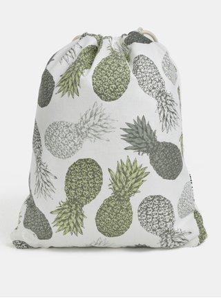 Sac de dama crem Mi-Pac Kit Bag Velvet