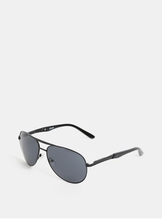 Černé pánské sluneční brýle Dice