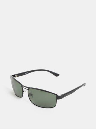 Čierne pánske slnečné okuliare Dice Arm Polar