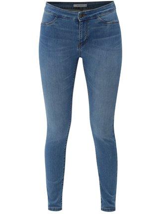 Modré skinny džíny Jacqueline de Yong Ella