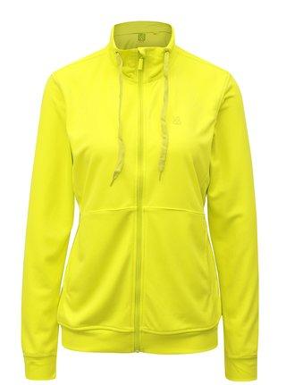 Bluza de dama sport lejera galben neon LOAP Margo