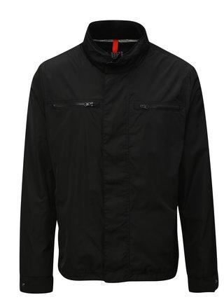 Černá pánská funční bunda Geox