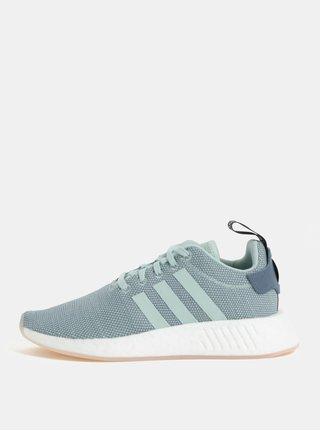 Modré dámske tenisky adidas Originals 0954bca9b64