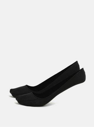 Súprava dvoch párov čiernych ponožiek Andrea Bucci Third 90 DEN