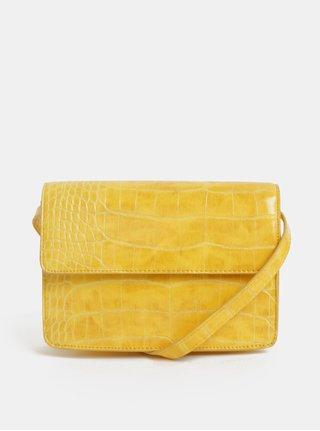 Žlutá kabelka Pieces Julie
