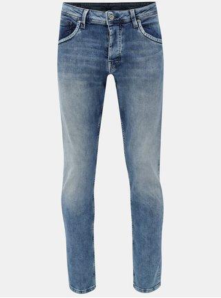 8d8a402363d Modré pánské regular džíny Pepe Jeans