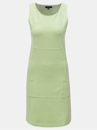 Světle zelené šaty Yest