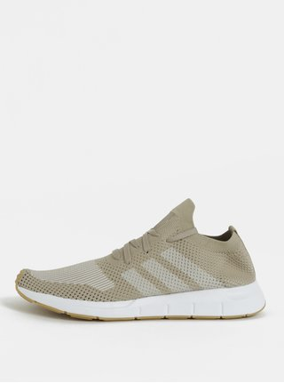 Tenisi barbatesti crem adidas Originals Swift run PK